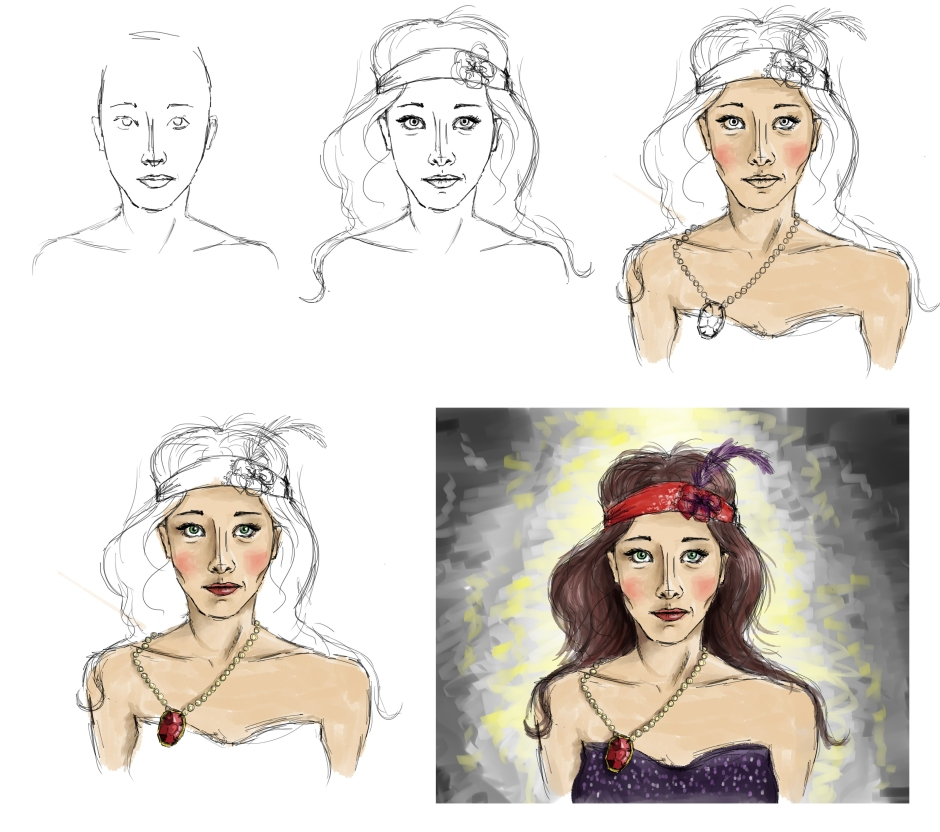 bride progression